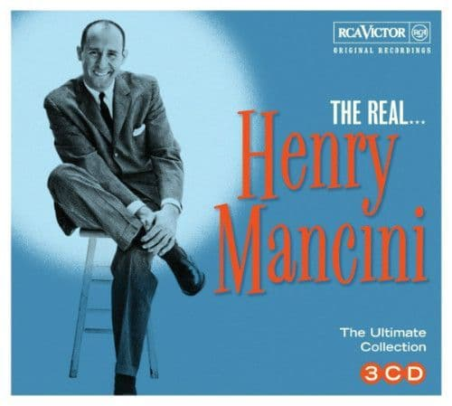 Henry Mancini<br>The Real... Henry Mancini (The Ultimate Collection)<br>3CD, Comp